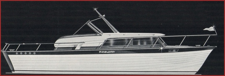 1962 Sea Breeze 3100
