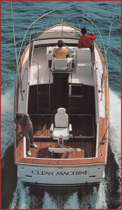 1974 f30 sport fisherman (clean machine)